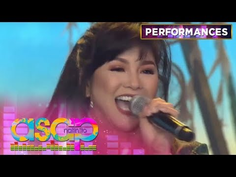 Regine Velasquez Will Take You To 'cloud Nine' With Her 'Alapaap' Performance | ASAP Natin 'To