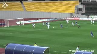 FC Dinamo Tbilisi 6:0 FC Shukura [HIGHLIGHTS]