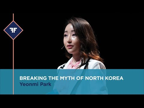 BREAKING THE MYTH OF NORTH KOREA| YEONMI PARK | 2018 OFF in NY