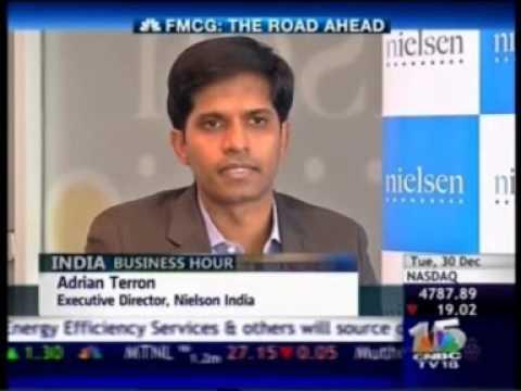 17718 CNBC IBH 30 Dec 2014 02min 41sec Mr  Adrian Terron   Exec Director, Nielsen India 21 45pm