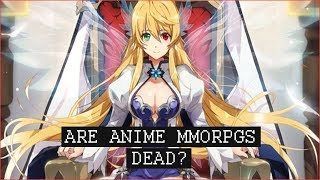 Is The Anime MMORPG Genre Dead? The Last Few Anime MMORPGs Worth Playing!