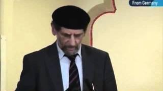NEW Bait ul Hadi Mosque persented by khalid - QADIANI.mp4