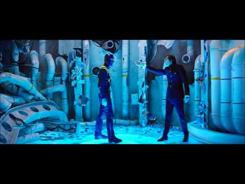 X-men First Class coin scene