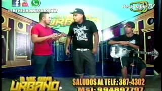 Entrevista Nesio en In The Show Urbano TV