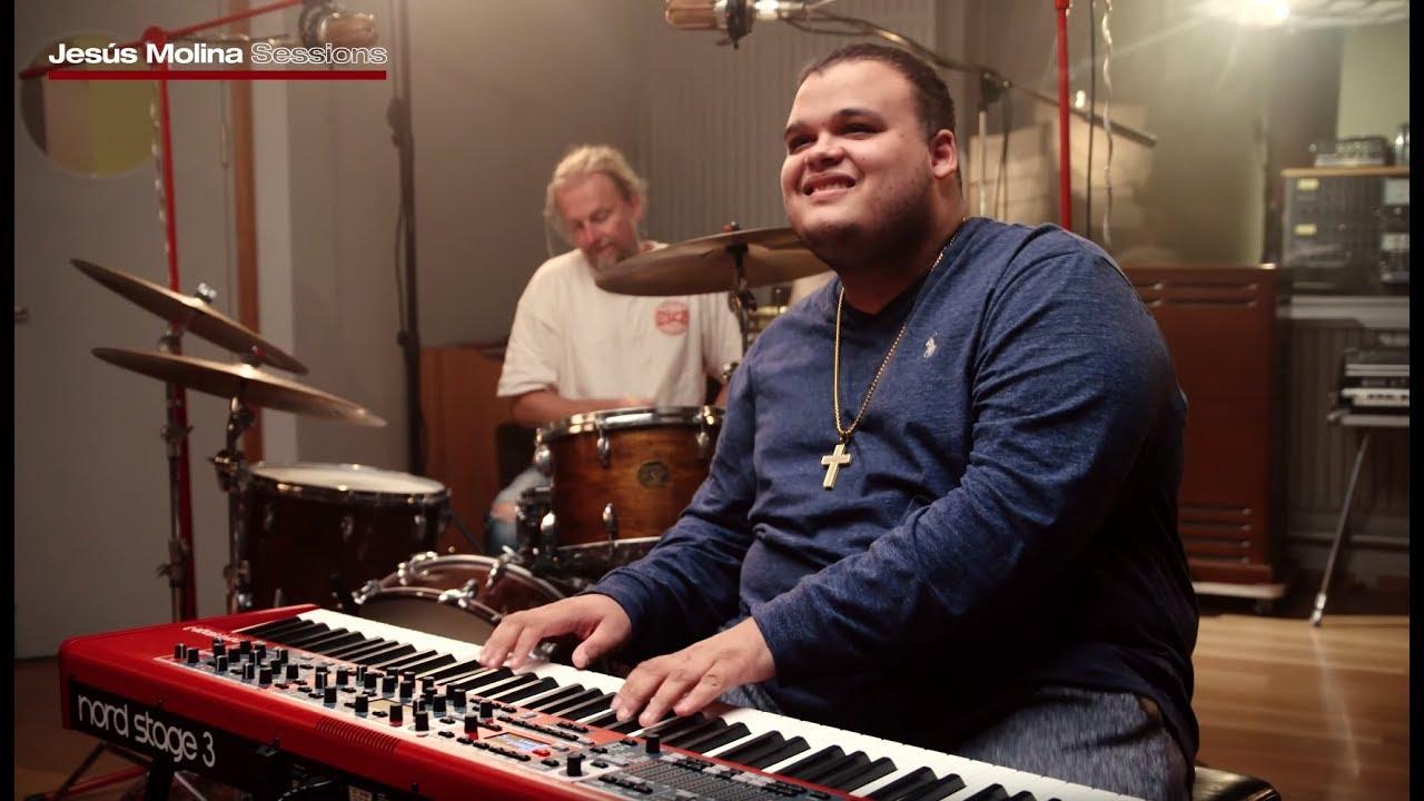 Jesús Molina Sessions: #3 Wurly Jam / Upright Blues