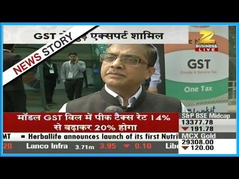 Three day GST summit starts today in Delhi