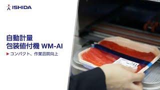 Ishida - 自動計量包装値付機 WM-AI