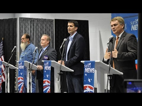 Republican Congressional Primary Candidates Square Off on Issues During SurfKY News Debate