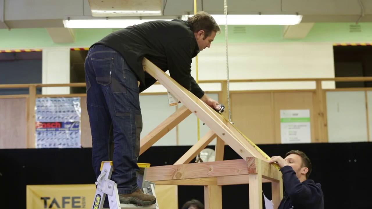 carpentry courses - building & construction - tafe sa