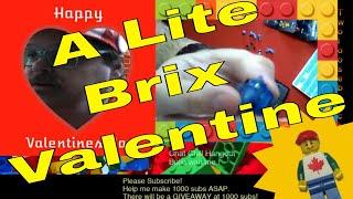A Lite Brix Valentine