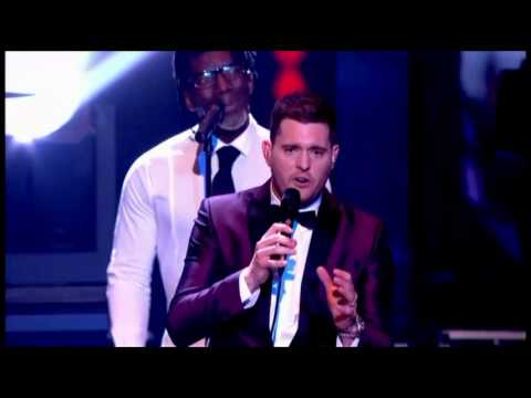 Michael Bublé - Who's Lovin' You (Live The Voice UK Final)