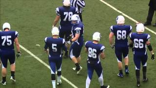 Spartan Football: Case Western Reserve University vs. University of Chicago- 2nd Half