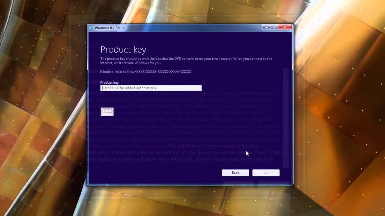 How to upgrade to Windows 8.1 from Windows 7