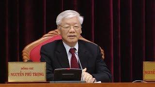 Toàn văn phát biểu bế mạc Hội nghị Trung ương 10 của Tổng Bí thư, Chủ tịch nước Nguyễn Phú Trọng