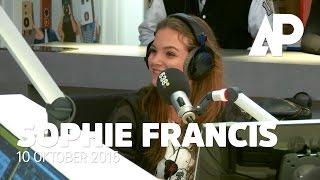 Is dit de nieuwe Martin Garrix? Sophie Francis was te gast!