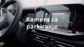 Novi Volkswagen Caddy (2021) - vsestranski na vseh področjih | Porsche Inter Auto