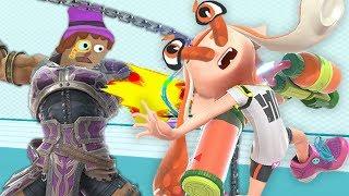 Zombey peitscht uns aus 「Super Smash Bros.」