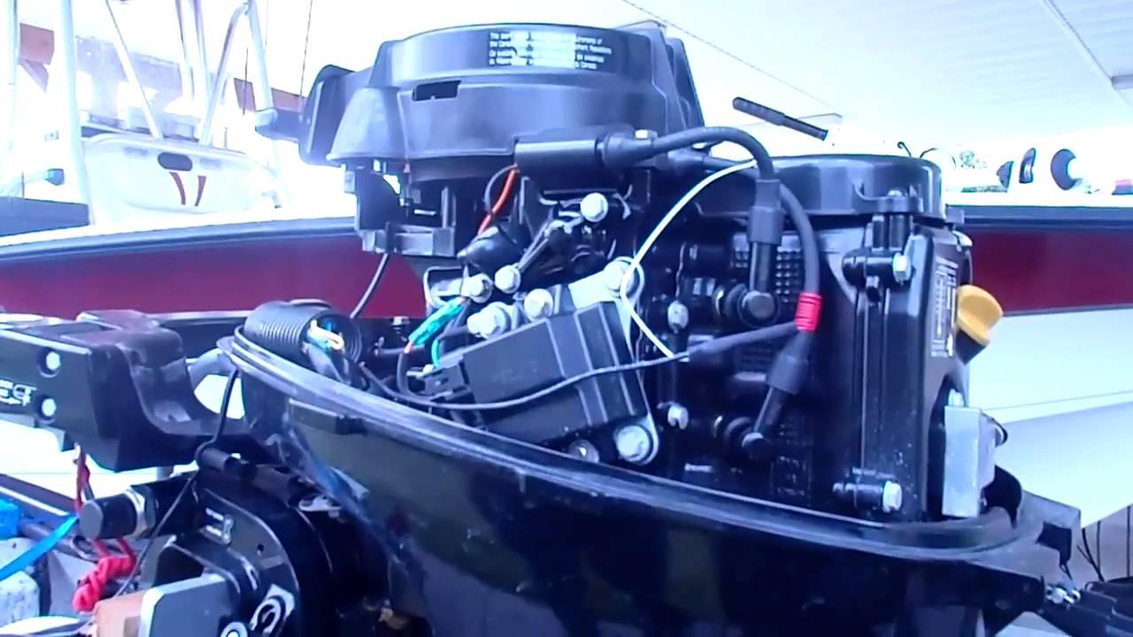 boat tachometer installation [ 1280 x 720 Pixel ]