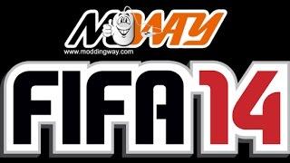 Tutorial Install Patch Moddingway FIFA 14 Versi 1