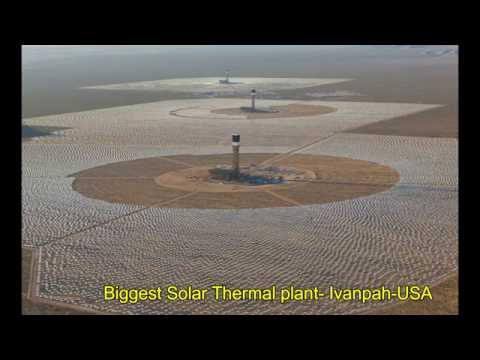 Biggest Renewable Power Plants in the World