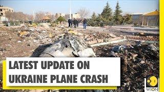 Latest in Ukrainian plane crash probe