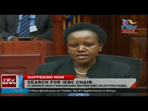 I have no allegiance to any other country but Kenya - Mrs. Mwangangi IEBC Interview