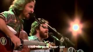 Eddie Vedder - Society (Legendado Português)
