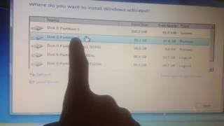How To Format HP Laptop By USB Drive