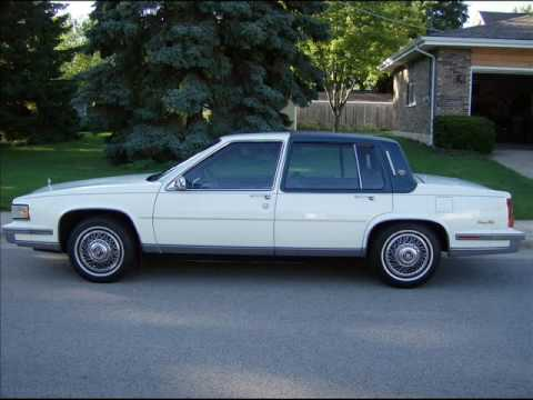 1988 cadillac deville youtube. Cars Review. Best American Auto & Cars Review