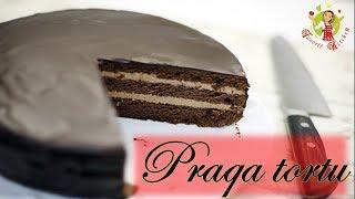 🔵 Praqa tortu #1   Sadə resept   Торт Прага   Praqa pastası   Cake Praga  