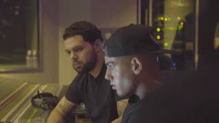 First Dreamchasers Producer Papamitrou & Meek Mill In The Studio (EXTENDED VERSION)