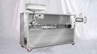 Fully automatic liquid hard capsule LFHC filling machine integrated with sealing banding equipment