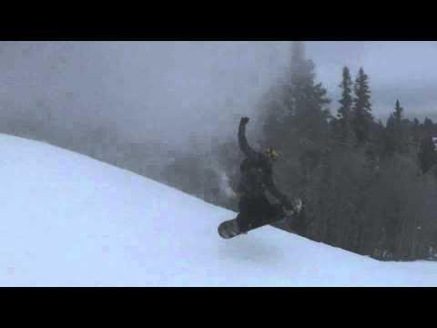 Tweeked Grab boarding video
