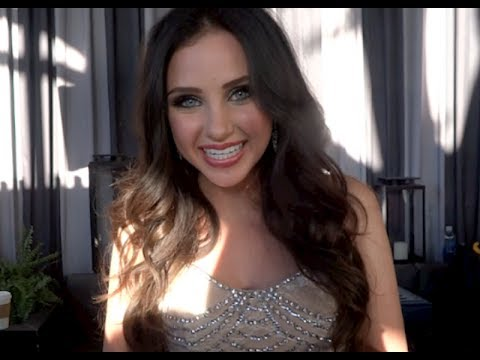 EXCLUSIVE: Inside Ryan Newman's Sweet 16!