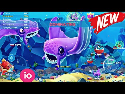 Top 13 NEW Online .IO Games For Android, iOS 2017