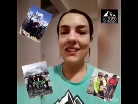 Trekking Campo Base Everest - Depoimento Nilda Santos