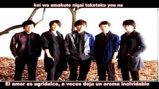 Bittersweet - Arashi (Sub Español - Romaji)