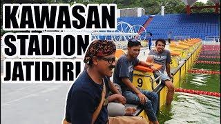 STADION JATIDIRI SEMARANG Kawasan Kolam Renang