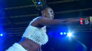 Gambar cover Akothee's performance at Safaricom Twaweza Live, Kisumu edition