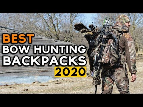 Best Bow Hunting Backpack - Top 5 Bow Hunting Backpacks Reviews