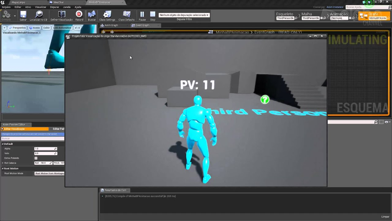 Curso :: Desenvolvimento de Jogos com Unreal Engine 4 (Online)