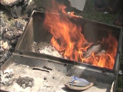 St. Patrick's High School Naitiri dormitory burns