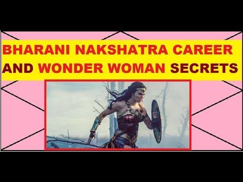 Wonder Woman - Gal Gadot And Bharani Nakshatra In Vedic Astrology.