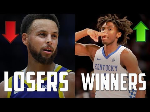 4 Biggest WINNERS And LOSERS Of The 2020 NBA Draft...