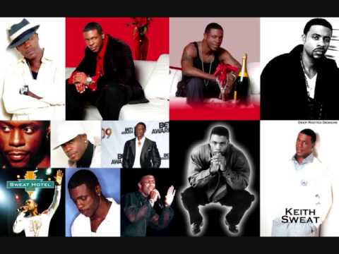 "KEITH SWEAT - ""SLOW SWEAT"" The Best Of The Ballads...(Deep Rooted DJs)"