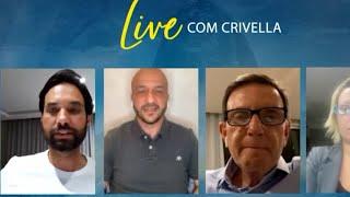 Dr. Jairinho em live com Crivella: 'A gente tem que dar o exemplo para nossos filhos'