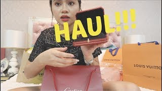 KOREA HAUL + BAG GIVEAWAY: Bags, Jewelry & Makeup | Anna Cay ♥