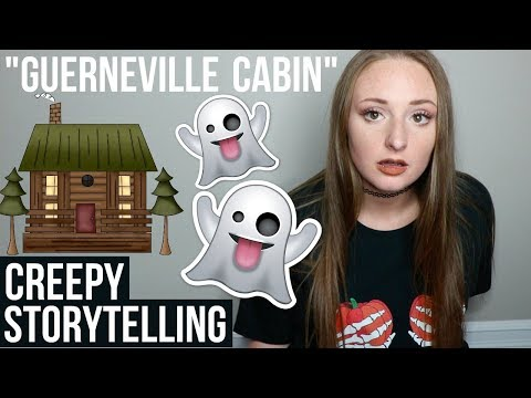 the guerneville cabin - creepy story