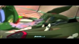 Evangelion Mari Makinami Tributo (Linkin Park New Divide)Sub Español.AMV【HD】