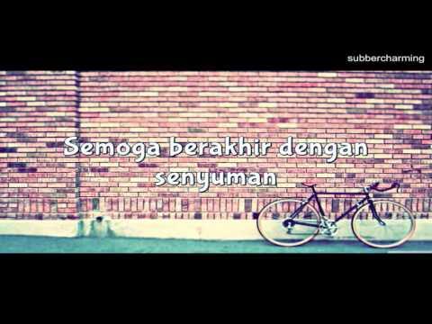 (HD) Awie - Selamanya Untukmu (lirik) (ost Bikers Kental)
